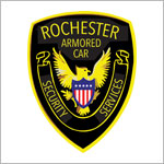Rochester Armored Car Company, Inc. logo